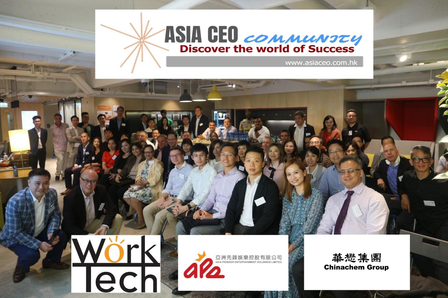 ASIA CEO COMMUNITY JUNE 2019