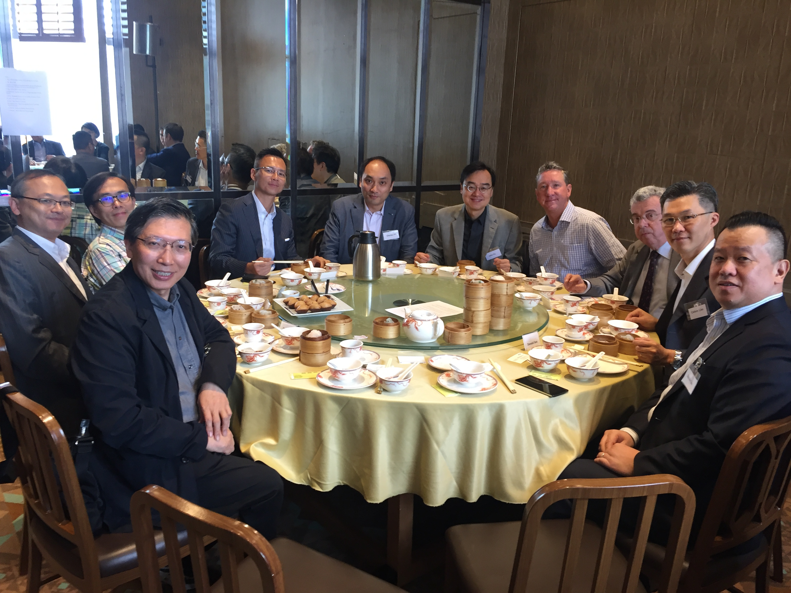 April 2017 CEO Community Lunch