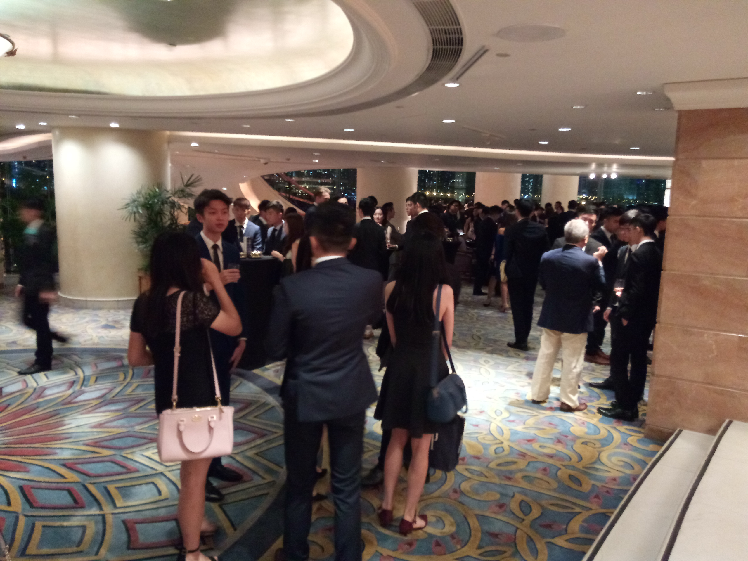 Joint University Business Dinner