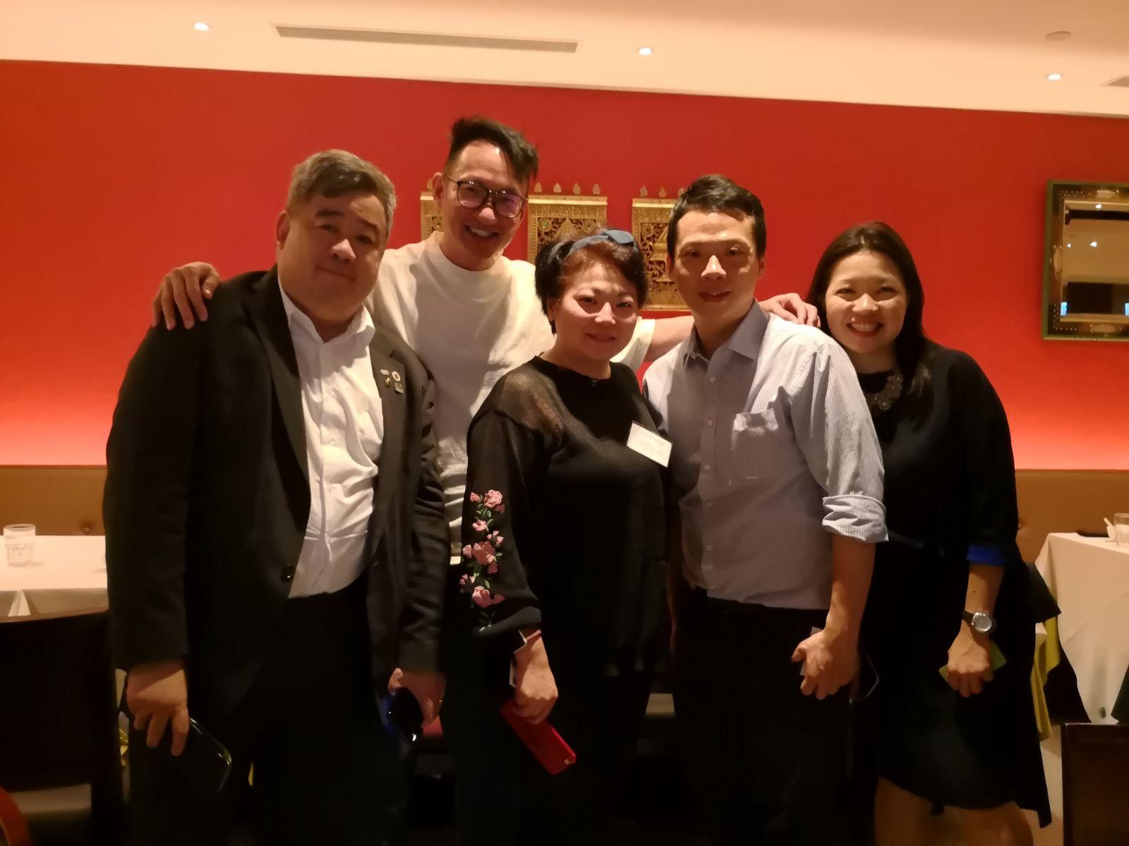 ASIA CEO COMMUNITY - April 2018
