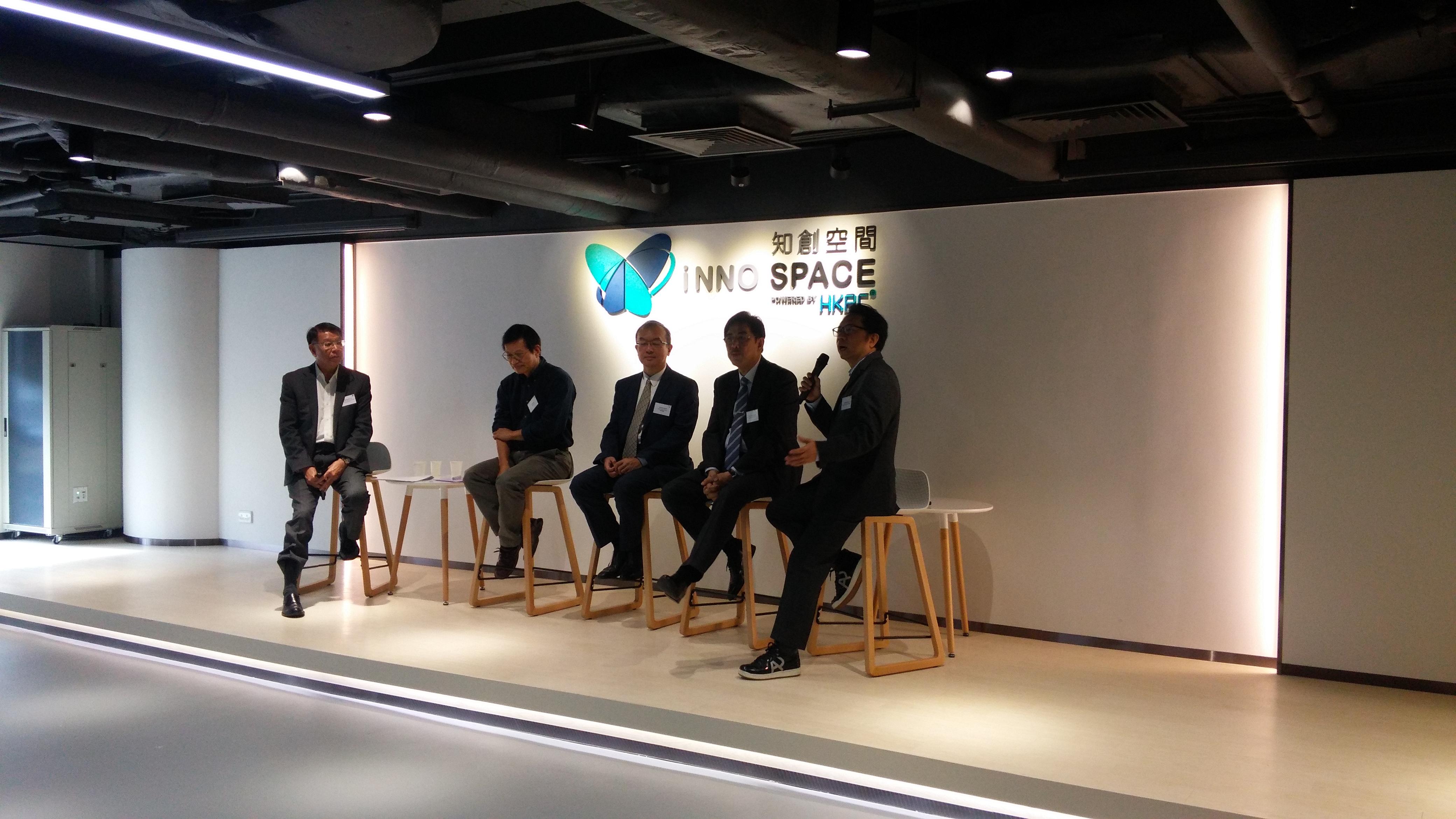 ASIA CEO COMMUNITY & HKPC INNO SPACE