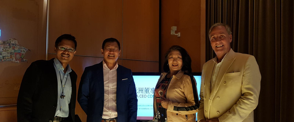 ASIA CEO COMMUNITY - SINGAPORE EVENT