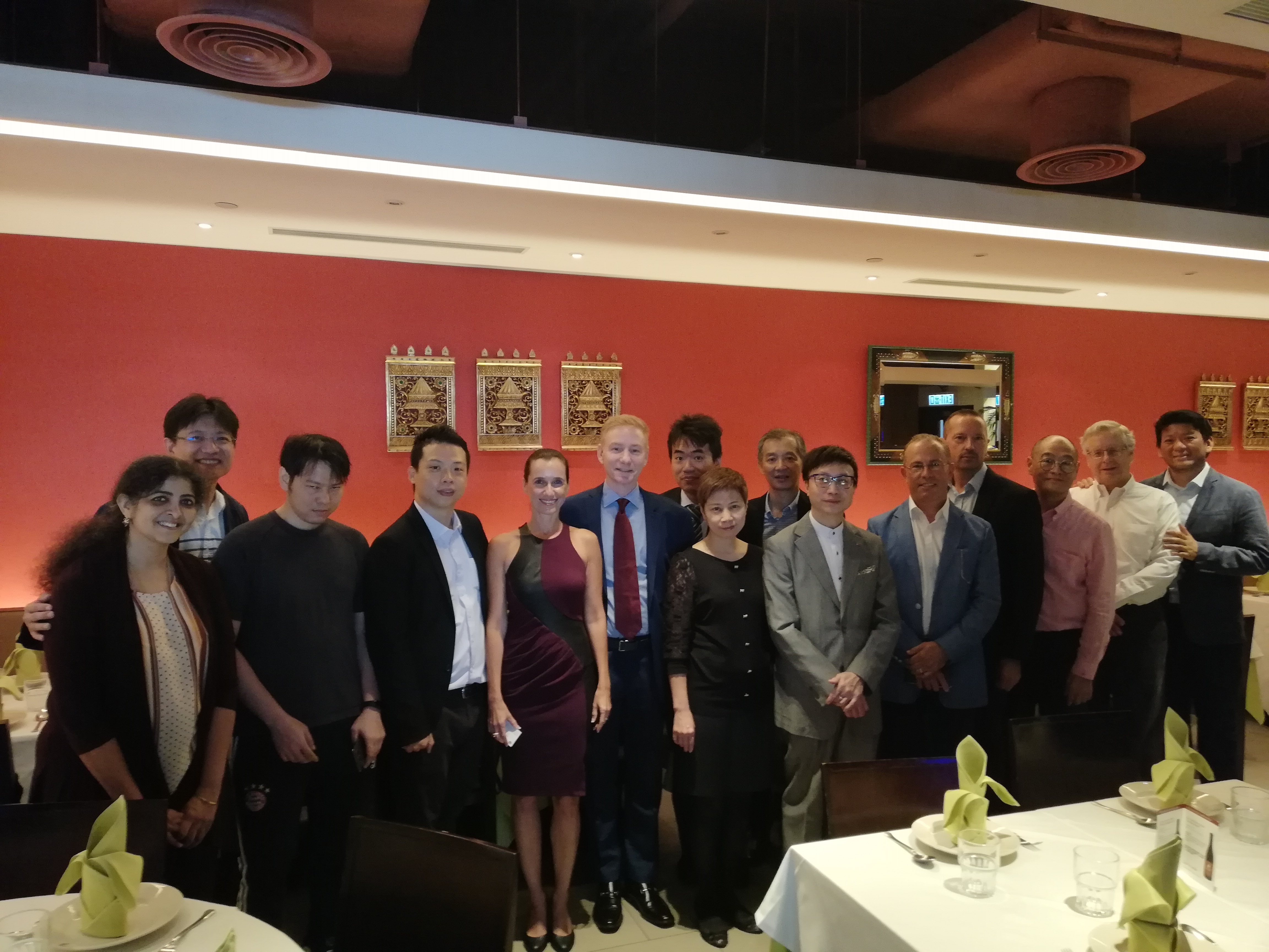 World Entrepreneur of the Year Lunch