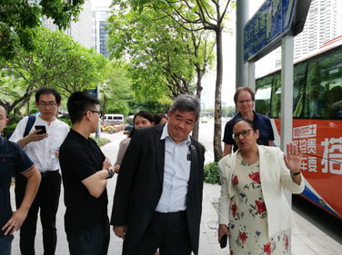 ASIA CEO COMMUNITY - Summer Tour SZ 2018