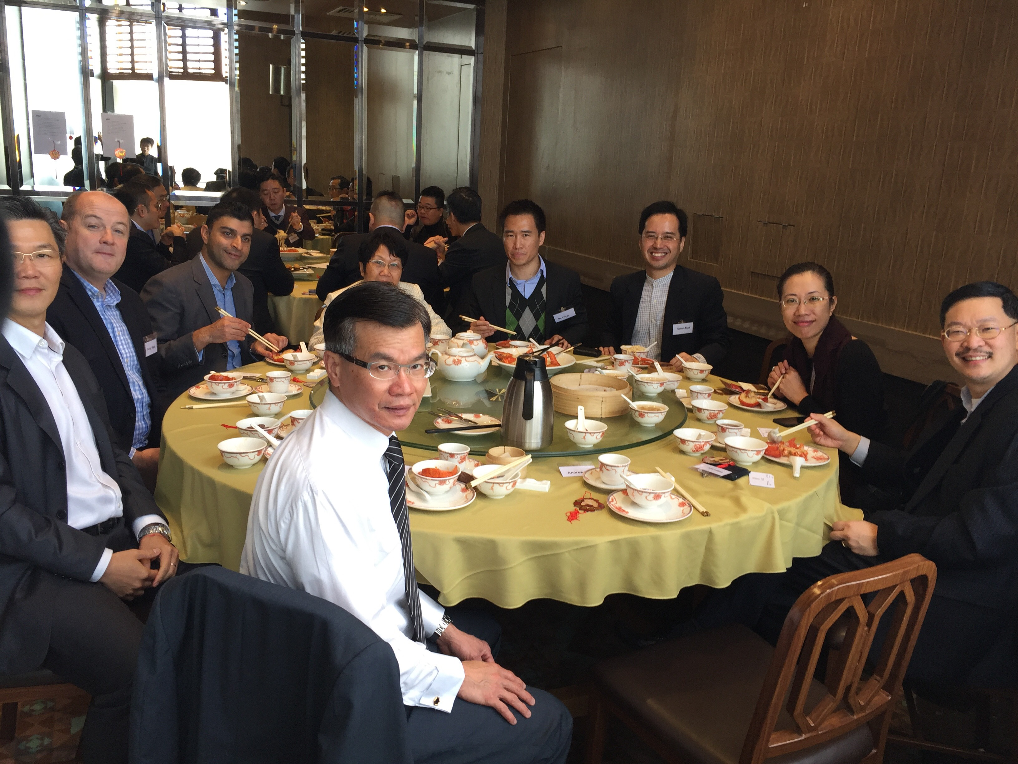 CEO 2017 Jan Lunch Gathering