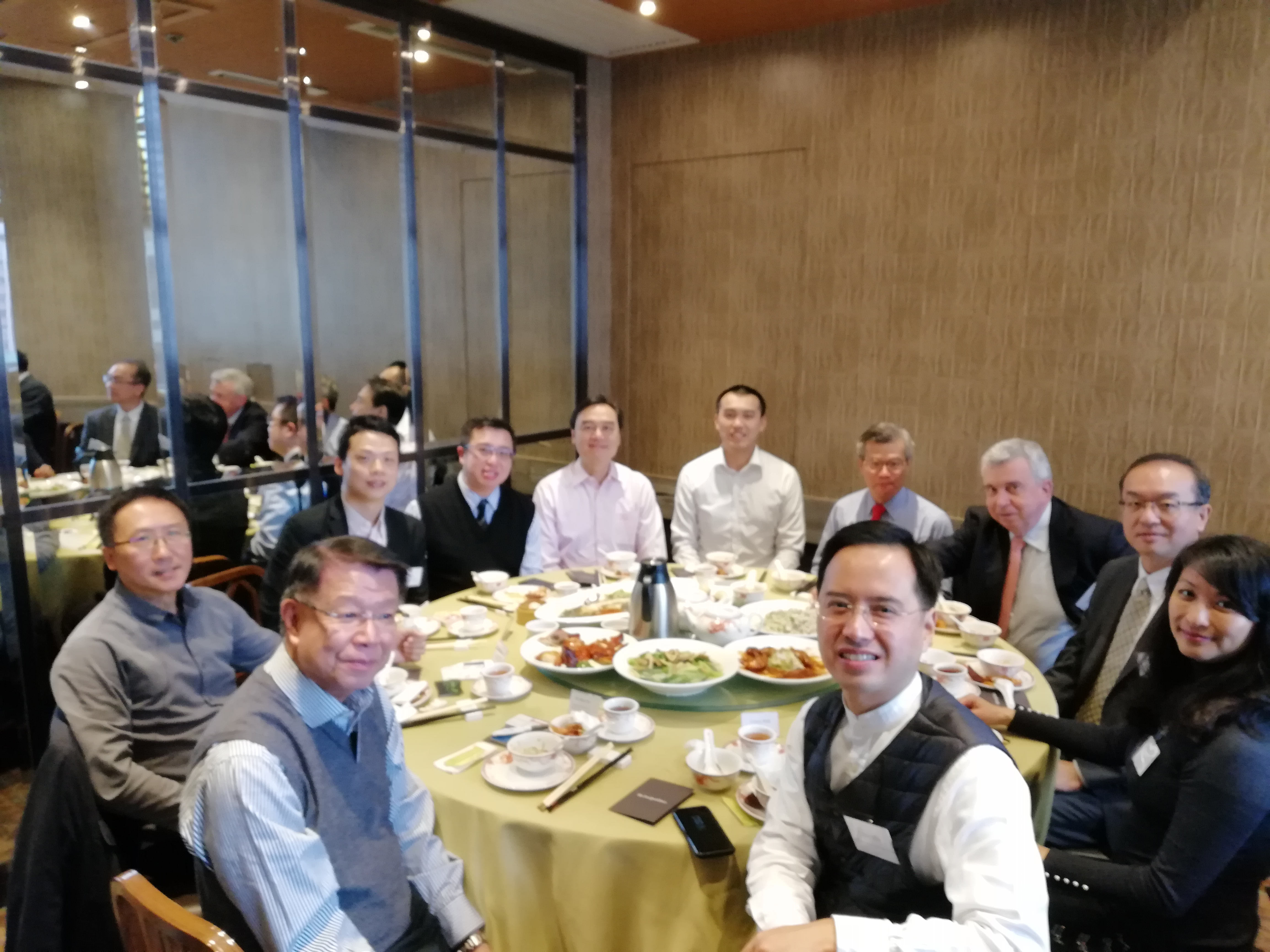 ASIA CEO COMMUNITY - CEO ROUNDTABLE