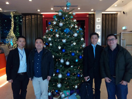 Asia CEO Community - Christmas Party 2017