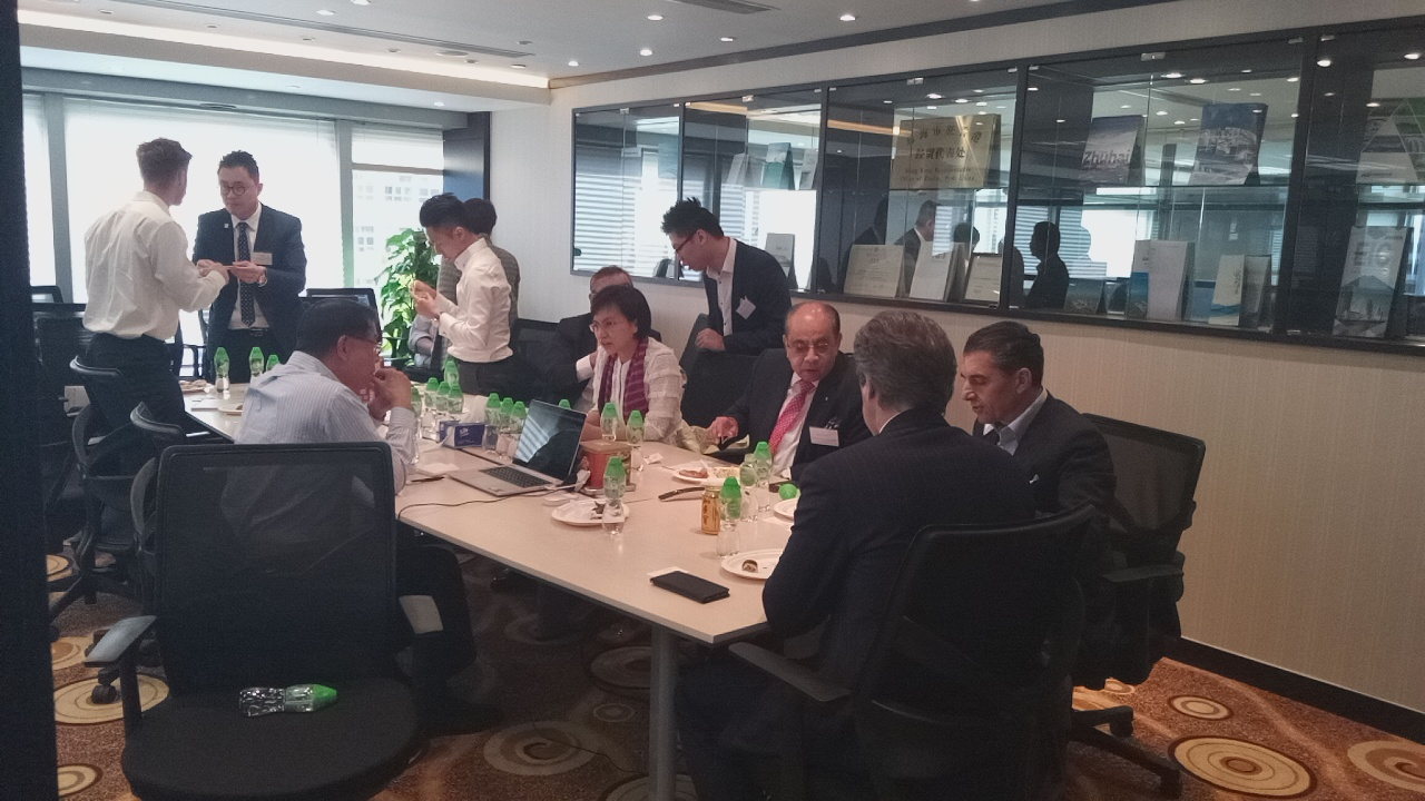 ASIA CEO COMMUNITY - Oct Lunch Event