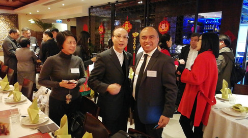 ASIA CEO COMMUNITY Luncheon Event