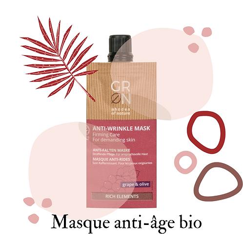 Masque visage Grenade - Olive