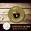 Thumbnail: Badge Halloween motif Chaudron