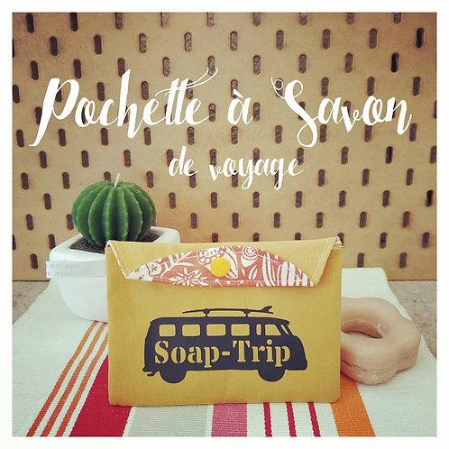Pochette à savon Soap Trip