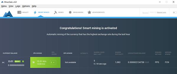 net-investing  MinerGate 6