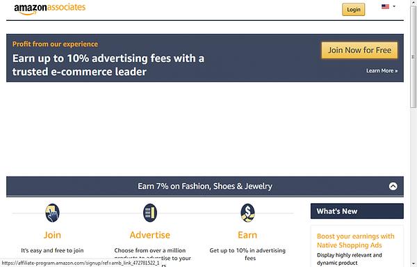 net-investing  .Amazon Associates