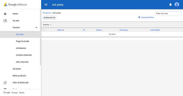 Google AdSense 12
