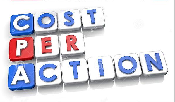 (Cost-Per-Action)الدفع لكل اكشن