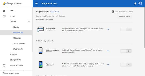 Google AdSense 10