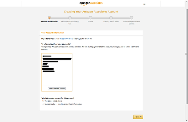 Amazon Associates 3