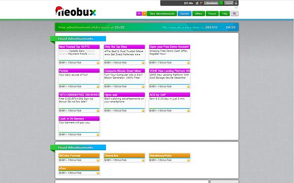 neobux 8