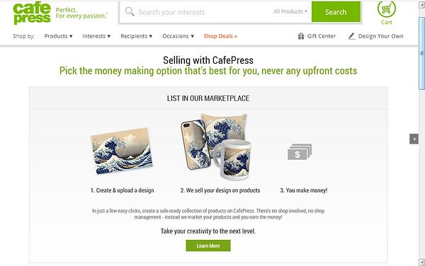 net-investing  Cafe Press 11