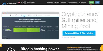 net-investing  MinerGate