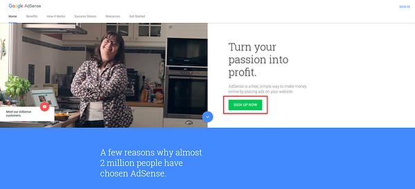 net-investing  Google AdSense