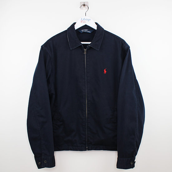 Ralph Lauren Vintage Jacke dunkelblau - L