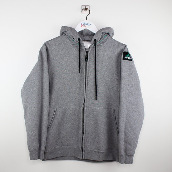 Adidas Equipment Jacke grau - M