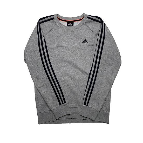 Adidas Sweatshirt grau - S