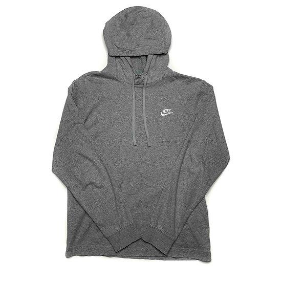 Nike Hoodie grau - S