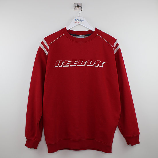 Reebok 90s Vintage Sweatshirt rot - M