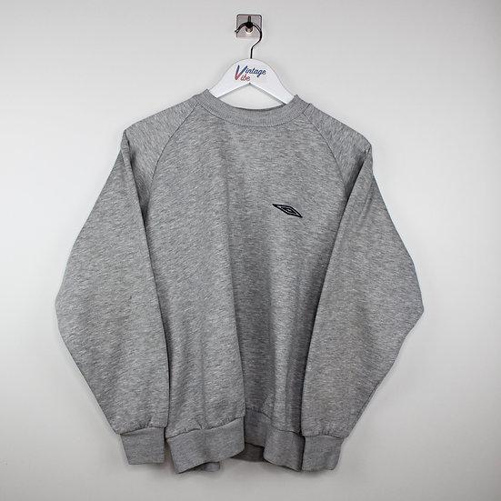 Umbro Vintage Sweatshirt grau - M