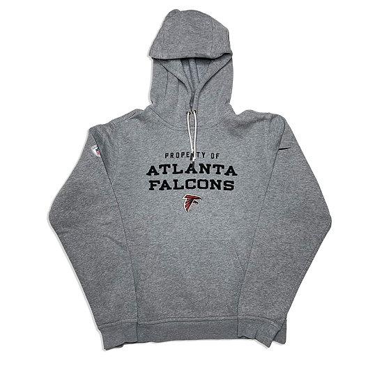 Nike NFL Vintage Hoodie grau - S
