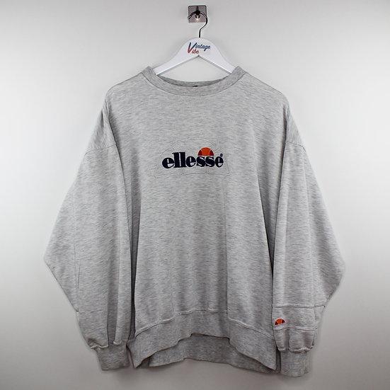 Ellesse 90s Vintage Sweatshirt grau - L