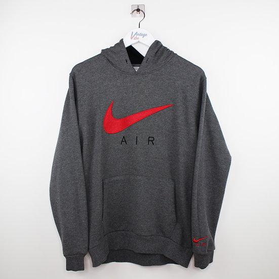 Nike Swoosh Vintage Hoodie grau - M