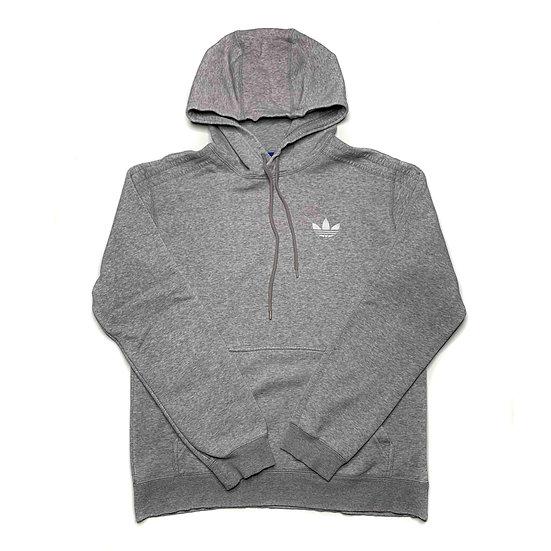 Adidas Hoodie grau - S
