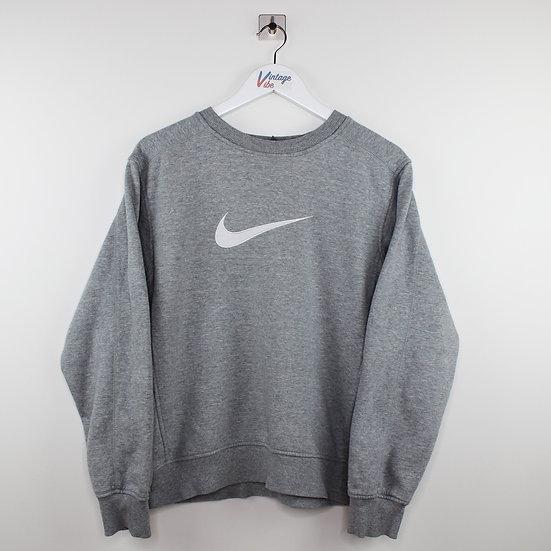 Nike Swoosh Vintage Sweatshirt grau - M