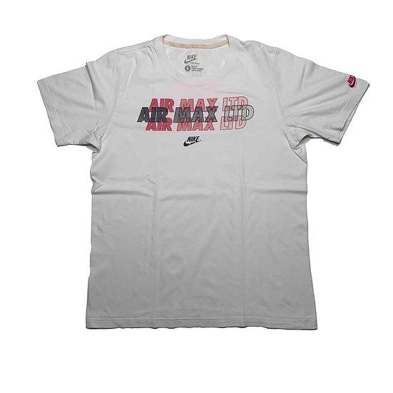 Nike T-Shirt weiß - L