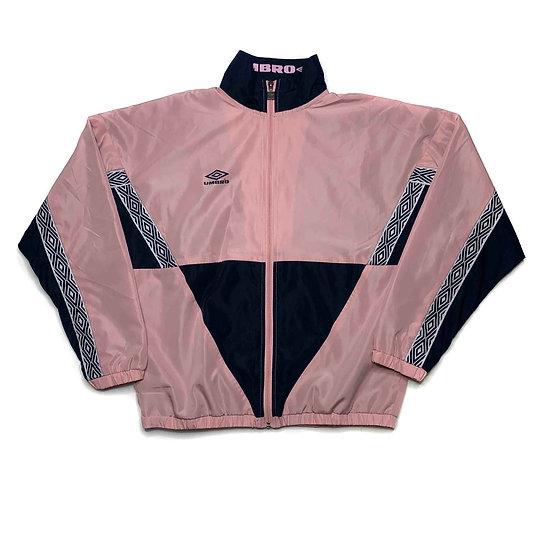 Umbro Vintage Jacke rosa - M