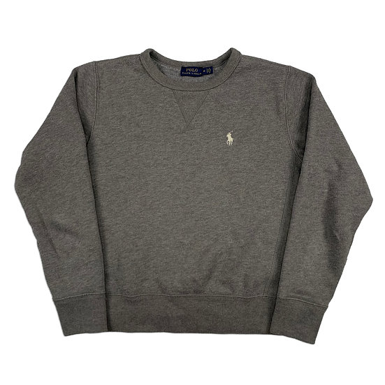 Ralph Lauren Sweatshirt grau - XS