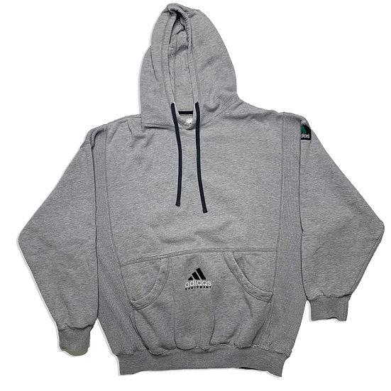 Adidas Equipment Vintage Hoodie grau - L