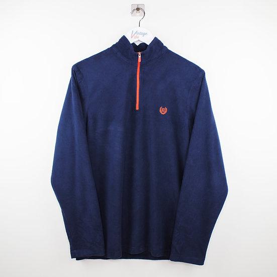 Chaps Vintage Halfzip Sweatshirt dunkelblau - S