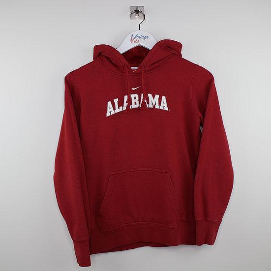 Nike Alabama Vintage Hoodie rot - XS
