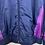 Thumbnail: Adidas Vintage Jacke blau / lila / türkis - M