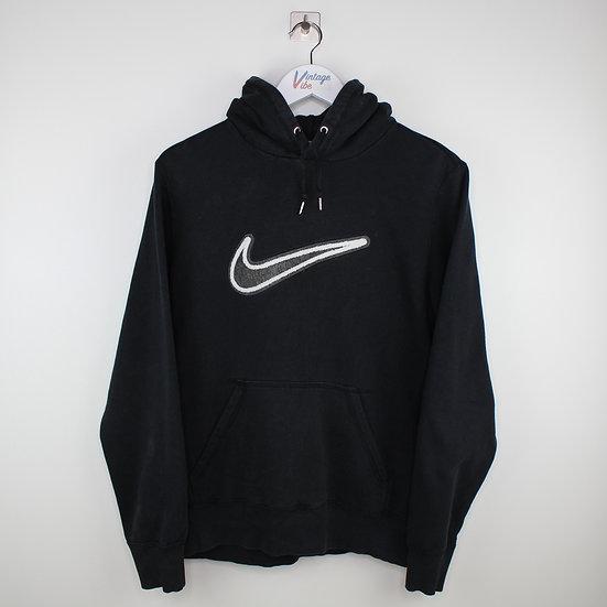 Nike Swoosh Hoodie schwarz - S