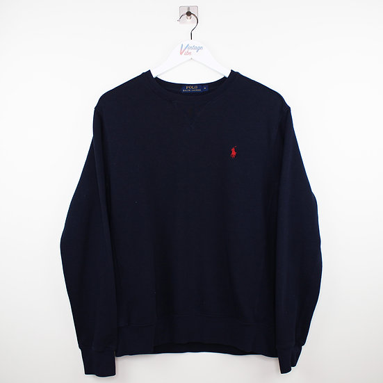Ralph Lauren Sweatshirt dunkelblau - M