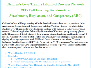 FREE ARC Training with Children's Cove