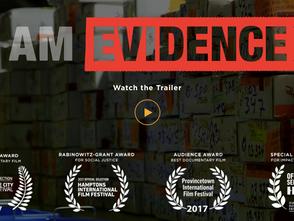 FREE Screening of HBO film I AM EVIDENCE