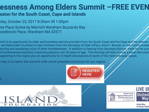 Homelessness Among Elders Summit- FREE EVENT