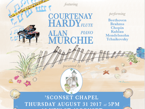 Gosnold on Nantucket to host musical fundraiser at the Sconset Chapel